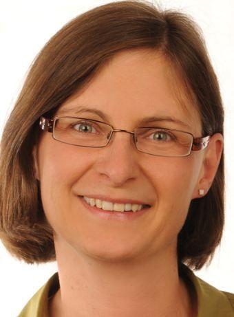Foto der VHS-Außenstellenleiterin Speinshart, Barbara Müller.