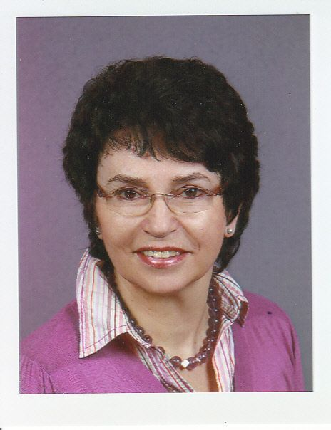 Foto der VHS-Außenstellenleiterin Kirchenthumbach, Gerda Mückl