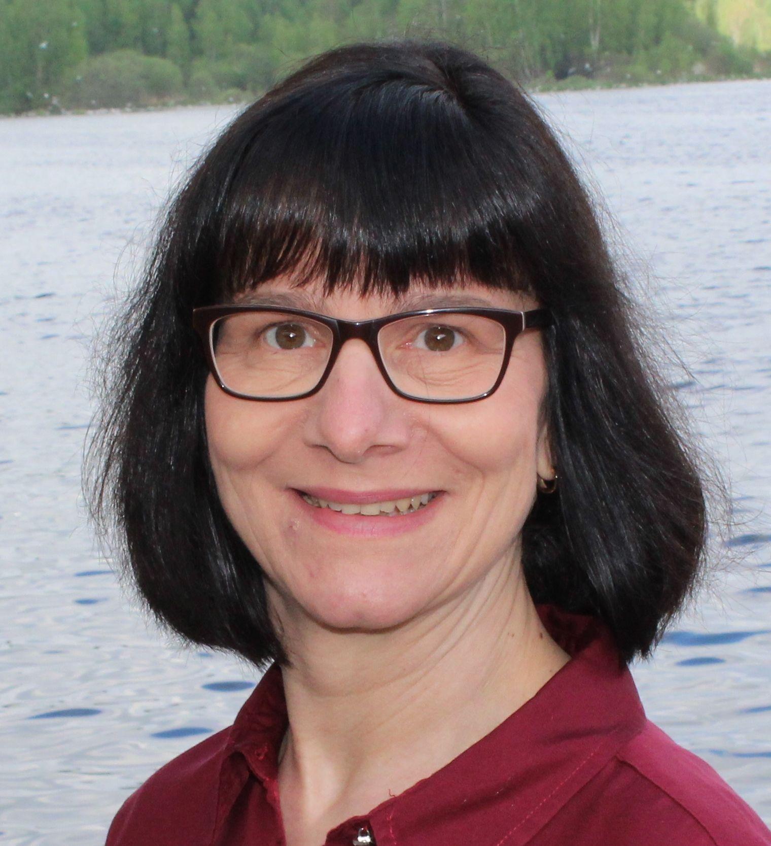 Foto der VHS Außenstellenleiterin Grafenwöhr, Christine Geyer.