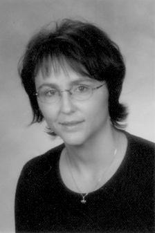Foto der VHS-Außenstellenleiterin Schwarzenbach, Rosemarie Thumfart.